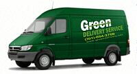 van delivery green